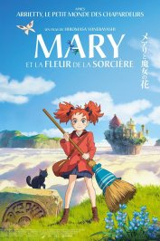 background picture for movie Mary et la Fleur de la sorcière