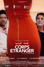 background picture for movie Corps étranger