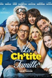background picture for movie La Ch'tite famille