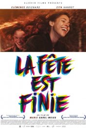 background picture for movie La fête est finie