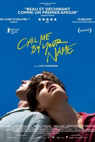 Affiche du film : Call Me by Your Name