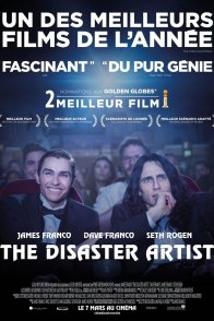 Affiche du film : The Disaster Artist