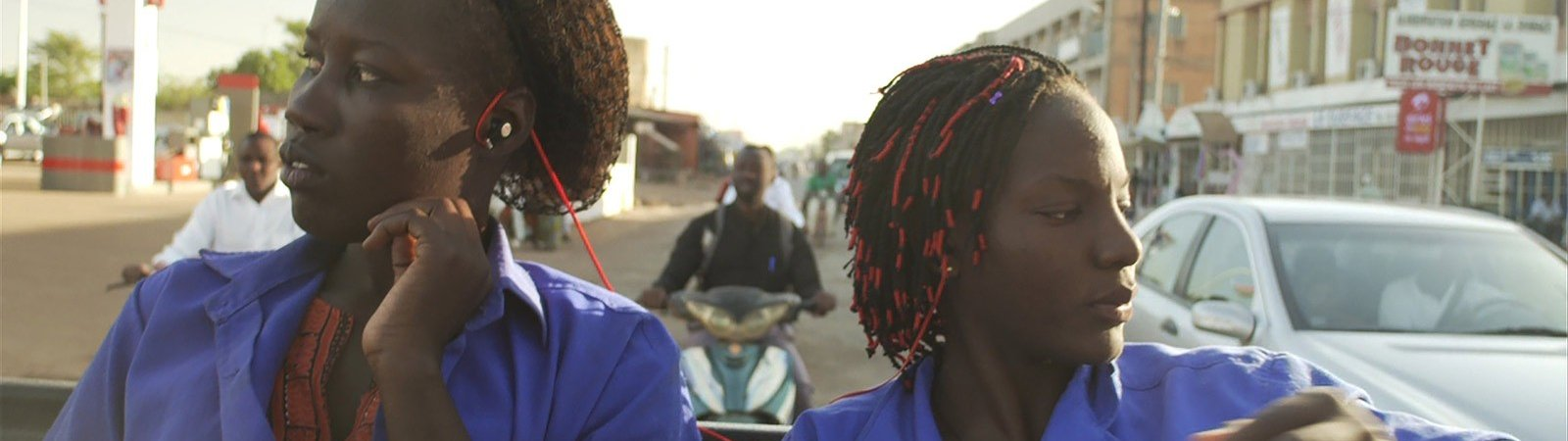 Photo du film : Ouaga Girls