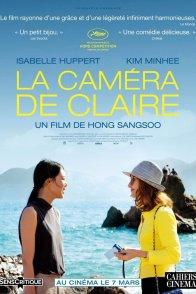 Affiche du film : La Caméra de Claire