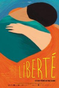 Affiche du film : Liberté 13 films-poèmes de Paul Eéluard