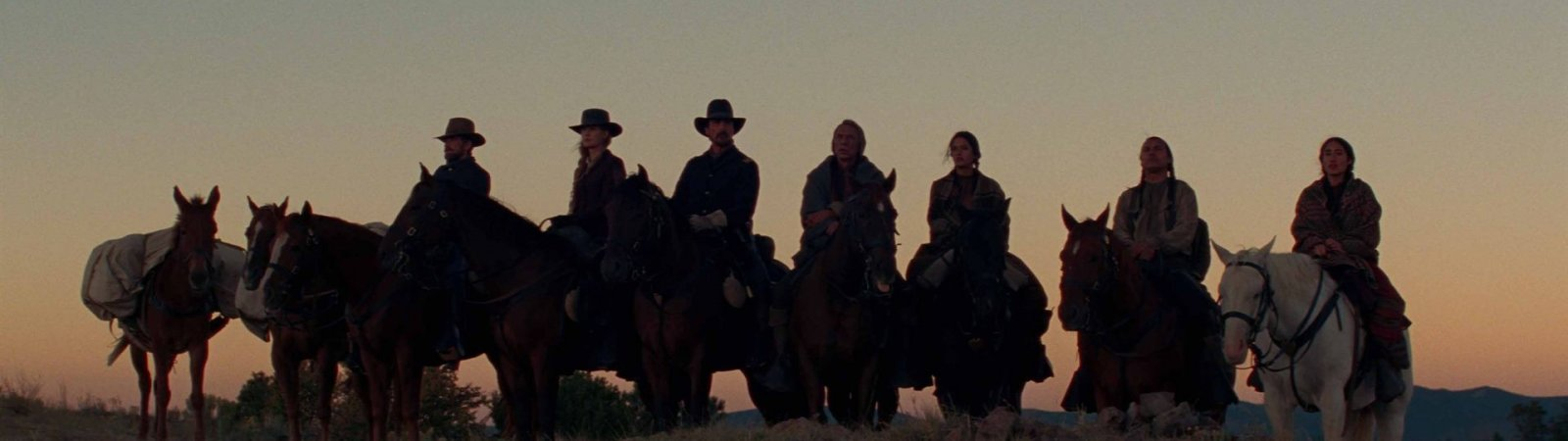 Photo du film : Hostiles