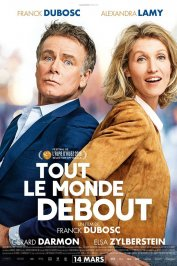 background picture for movie Tout le monde debout