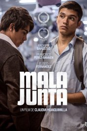 background picture for movie Mala Junta