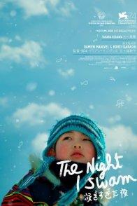 Affiche du film : Takara, la nuit où j'ai nagé