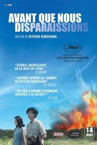 Affiche du film : Avant que nous disparaissions
