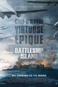 Affiche du film : Battleship Island