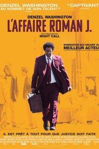Affiche du film : L'Affaire Roman J.