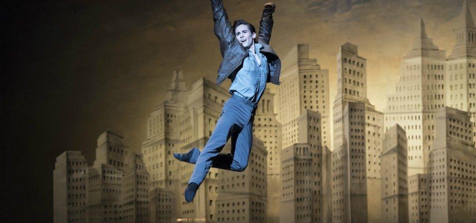 Photo du film : Le Centenaire de Bernstein - l'Age de l'anxiété (Royal Opera House)
