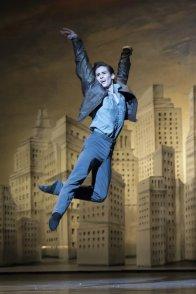 Affiche du film : Le Centenaire de Bernstein - l'Age de l'anxiété (Royal Opera House)