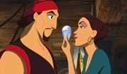 Affiche du film : Sinbad, la Légende des Sept Mers