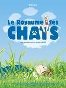 background picture for movie Le Royaume des chats