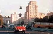 background picture for movie Good bye Lenin !