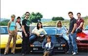 Affiche du film : Autoroute racer