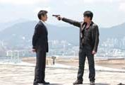 background picture for movie Infernal affairs