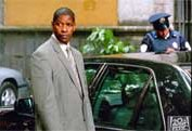 background picture for movie Man on fire