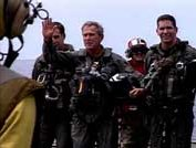 background picture for movie Uncovered : the war on iraq
