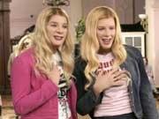 Affiche du film : F.B.I - Fausses Blondes Infiltrées