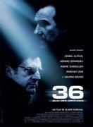 Affiche du film : 36 quai des Orfèvres