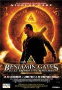 Affiche du film : Benjamin gates et le trésor des templiers
