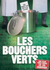 background picture for movie Les bouchers verts