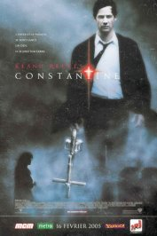 background picture for movie Constantine