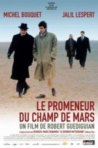 Affiche du film : Le promeneur du Champ de Mars