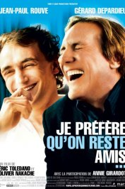 background picture for movie Je prefère qu'on reste amis...