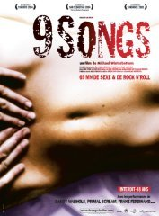Affiche du film : 9 songs