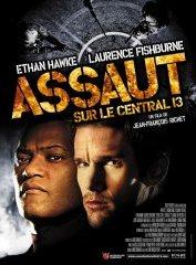 background picture for movie Assaut sur le central 13