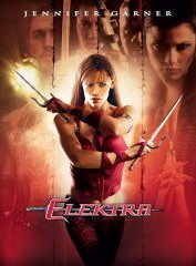 background picture for movie Elektra