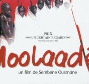background picture for movie Moolaade