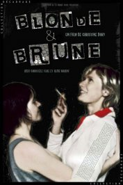 background picture for movie Blonde et brune