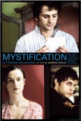background picture for movie Mystification ou l'histoire des portraits