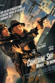background picture for movie Capitaine sky et le monde de demain