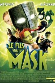 background picture for movie Le fils du mask