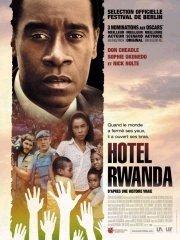 Affiche du film : Hotel rwanda