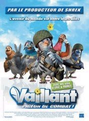 background picture for movie Vaillant (pigeon de combat !)