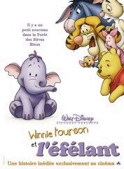 background picture for movie Winnie l'ourson et l'efelant