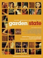 background picture for movie Garden state
