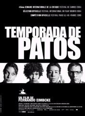 background picture for movie Temporada de patos