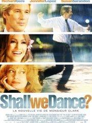 Affiche du film : Shall we dance ? La nouvelle vie de M. Clark