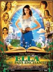 background picture for movie Ella au Pays Enchanté