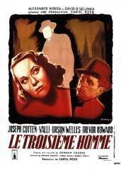Affiche du film : Le troisième homme
