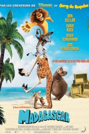 background picture for movie Madagascar