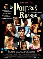 background picture for movie Les Poupées russes